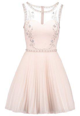 Cocktailkleid / festliches Kleid - rose