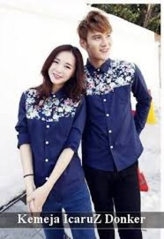 Desain Baju Couple Pacar