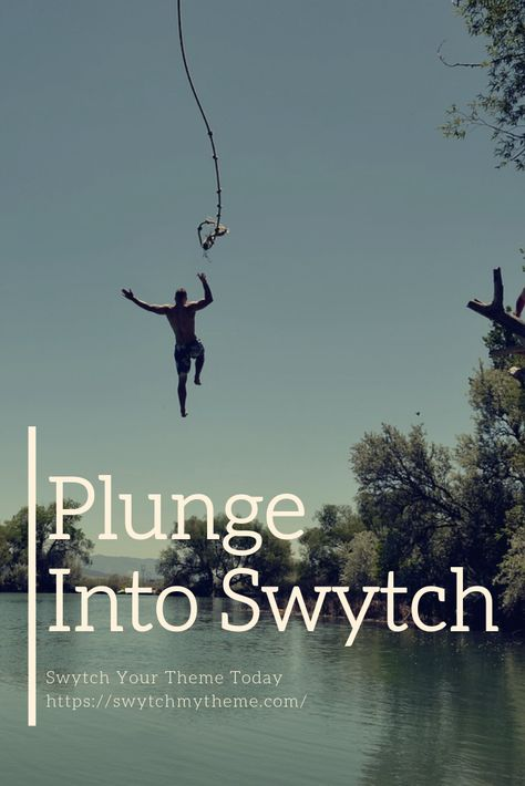 Grab the rope and plunge into our newest swytchmytheme.com. Tired of your old outdated or unresponsive website, well we have a fix for that. Check out all of our demo themes with over 100 to offer!  Prices start at $248/mthly-5 Page Website with Hosting.  #Deals #Wednesday #wednesdaywisdom #wednesdaymorning # wednesdaysupersales #actnow #bestdealsaround