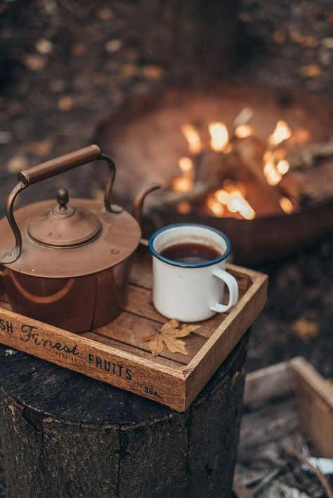 Last weekend Miguel and I took ourselves off on a little weekend trip to a cabin... -  Last weekend Miguel and I took ourselves off on a little weekend trip to a cabin… – hairstylefo - #cabin #coconut #coffeetime #espresso #little #miguel #ourselves #trip #weekend