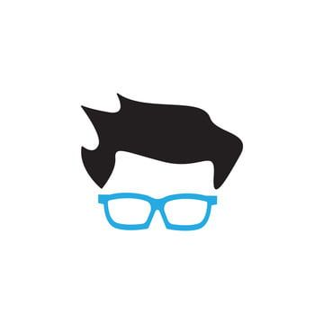 Round Eyeglasses Free Vector Icons Designed By Freepik Vector Icon Design Free Icons Vector Free