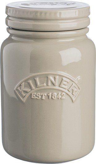 Fabryka Form Pojemnik Kuchenny Ceramiczny Kilner Kilner Mason Jar Mug Mason Jars Decorative Jars
