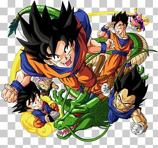 Ilustracion De Personajes De Dragonball Goku Vegeta Camiseta Gohan Dragon Ball Dragon Ball Z Png Clipart Dragon Ball Art Dragon Ball Dragon Ball Z