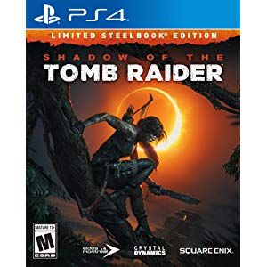 Amazon Com Games Playstation 4 Video Games Action Adventure Role Playing Racing Console Video Games Tomb Raider Pc Tomb Raider Game Tomb Raider Ps4