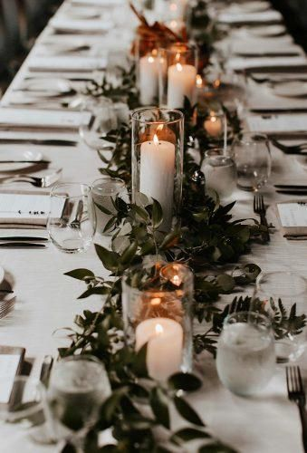 A modern celebration is the perfect choice for moder couples. We gathered the best modern wedding decor ideas that will surprise your guests. Floral Wedding, Wedding Colors, Wedding Flowers, Wedding Table Decorations, Modern Wedding Centerpieces, Quinceanera Centerpieces, Rectangle Table Centerpieces, Modern Wedding Ideas, Contemporary Wedding Decor