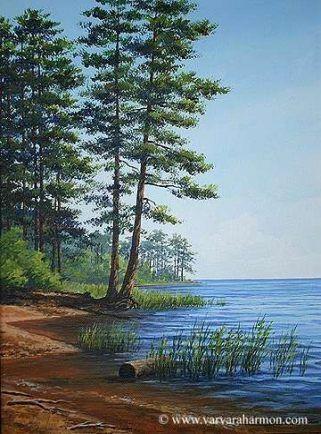 Best Painting Acrylic Landscape Nature Trees 28 Ideas Acrylic Ideas Landscape In 2020 Landscape Paintings Acrylic Nature Paintings Original Landscape Painting