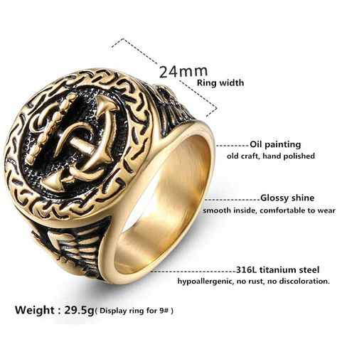 AMDXD Stainless Steel Wedding Bands Men Promise Rings Gothic Punk The Lion King Bands Black Silver
