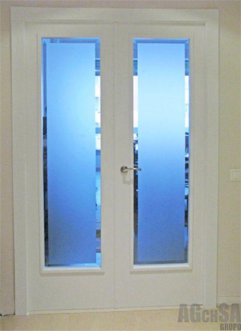 Puerta De Salón Con Dos Hojas Puertas Interiores Puertas De Aluminio Puertas Interiores Blancas