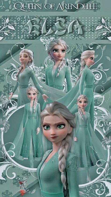 Wallpaper Elsa