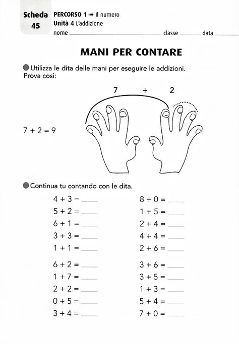 List Of Pinterest Classe Prima Matematica Pictures Pinterest