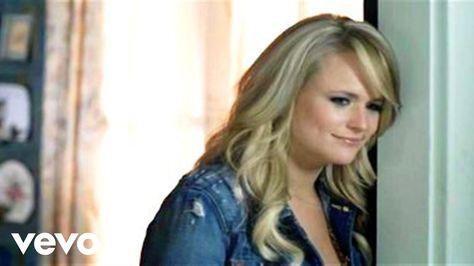 Miranda Lambert's official music video for 'The House That Built Me'.