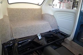 P1010742 Vw Beetles Volkswagen Beetle Interior Vw Bug Interior