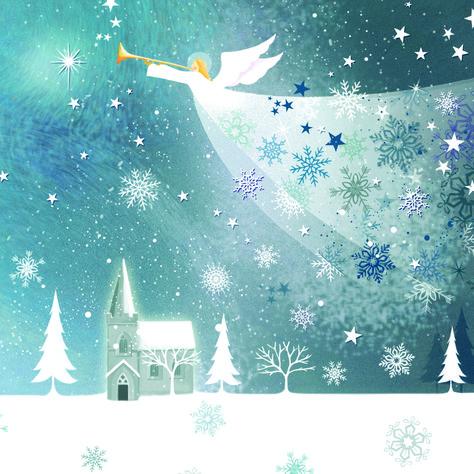 christmas angel scenes - Google Search