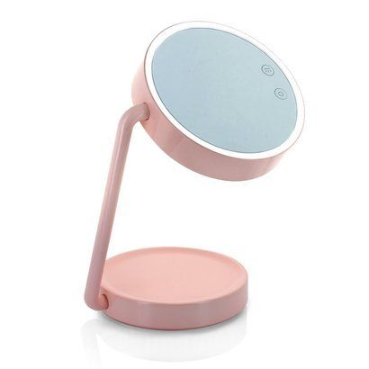 Tenergy Cordless Portable Dimmable Led Lighted Vanity Mirror And Desk Lamp With Touch Control And Bu Makeup Mirror With Lights Lighted Vanity Mirror Led Vanity