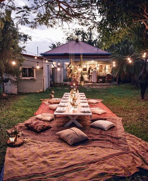 "Hippie Tribe on Instagram: ""Dinner party goals 💕🥂😍🌟 Who would you invite? @_lucyinthesky @lisadanielle__"""