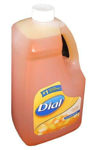 Dial Gold Hand Soap With Moisturizer 1 Gallon Refill Details