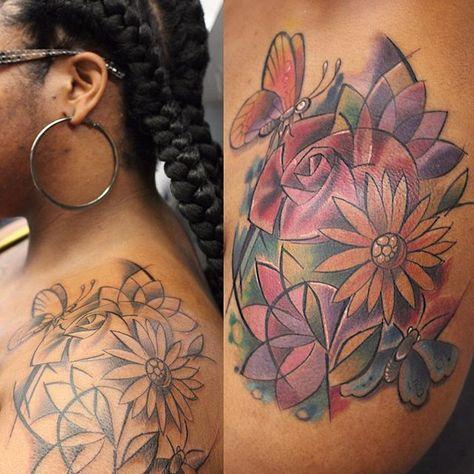Pin On Body Art