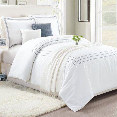 Elsenborn 180 Tc Percale Duvet Cover Set Classy Bedroom Duvet Cover Sets Duvet Covers