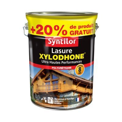 Lasure Syntilor Xylodhone Ultra Hautes Performances Gris Satin 5l 20 Gratuit En 2020 Lasure Castorama Et Gratuit
