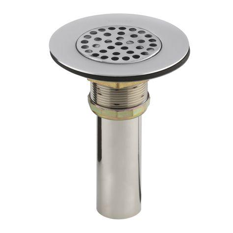 1 5 Grid Kitchen Sink Drain Sink Strainer Sink Drain Polished Chrome
