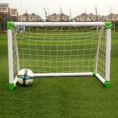 Advertisement Ebay 47x32x24 Inch Mini Soccer Goal With Net Buckles Ground Nails Training Tools E A3 Soccer Goal Post Kids Soccer Goal Portable Soccer Goals