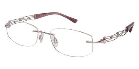 5ef9ca958f3 Line Art by Charmant XL 2012 Eyeglasses