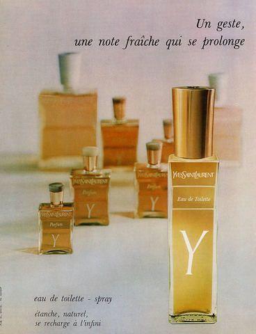 Yves Saint Laurent Perfumes 1967 Y Perfume Saint Laurent Perfume Cosmetics Fragrance