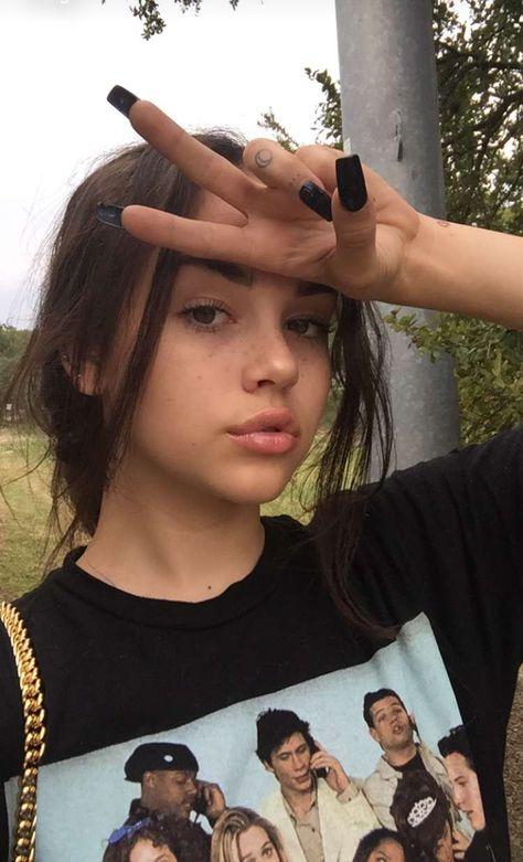 Cute girl snap