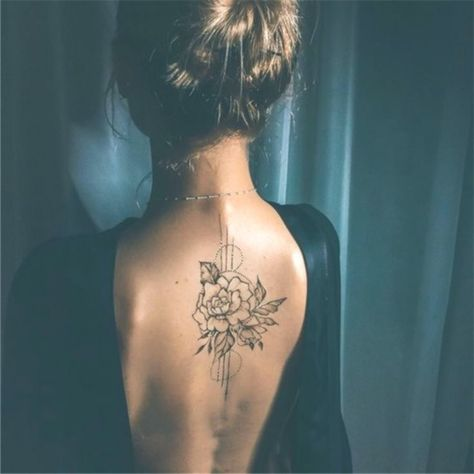 40 Cool And Amazing Back Tattoo Designs You Want To Show Off In Summer - Page 26 of 40