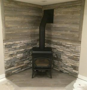31 Ideas Living Room Wood Stove Tile For 2019 In 2020