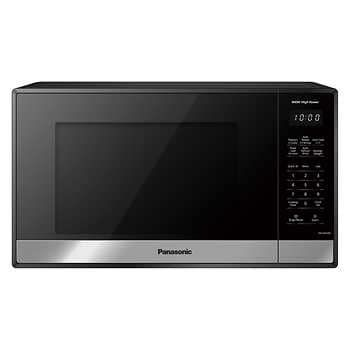 Panasonic 9cuft Stainless Steel Countertop Microwave Oven Nn