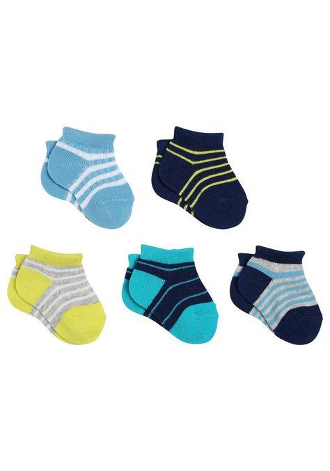 5 pairs of Babies Trainer socks