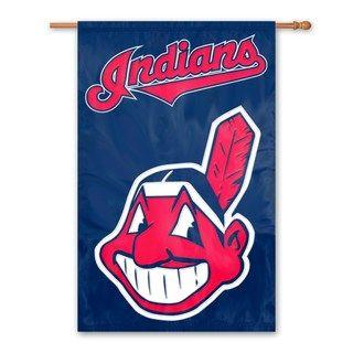 Cleveland Indians Banner Flag Cleveland Indians Cleveland