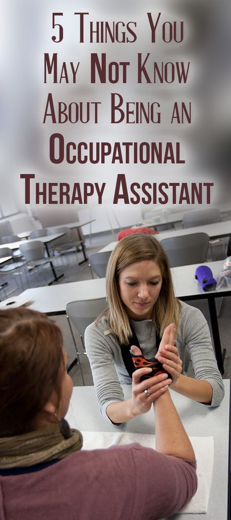 14 best Prospective Occupational Therapy Students images on - occupational therapist job description