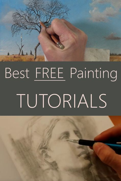 Best Youtube Channels For Learning To Paint Oil Painting