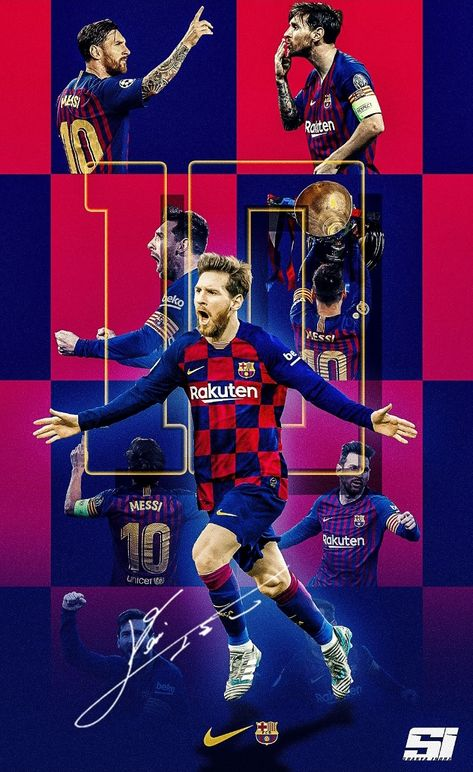 Fond d'écran de Lionel Messi