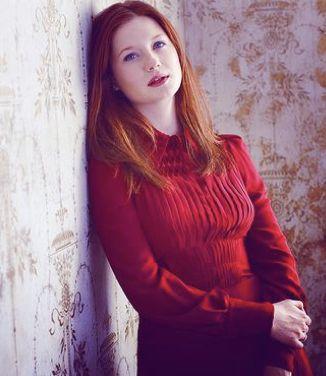 Bonnie Wright Bonnie Francesca Wright Bonnie Wright Ginny Weasley