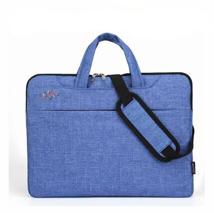 Color Wooden Board Mens and Womens Computer Bags Handbags Briefcases Suitable for 15 Inch Computers Shoulder Bags