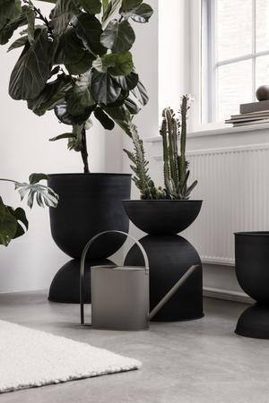 Bau Watering Can In Dark Green Plants Indoor Flower Pots Indoor Garden Apartment