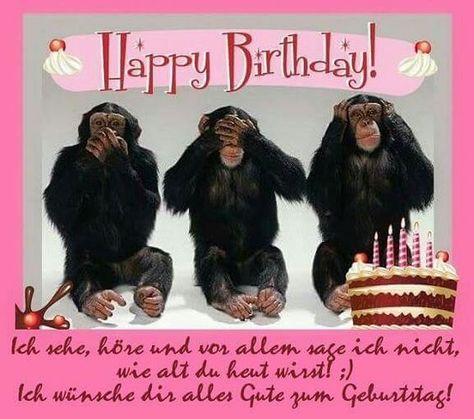 Verschicke die besten und lustigsten Bilder zum Geburtstag › Whatsapp Bilder #birthdayquotes
