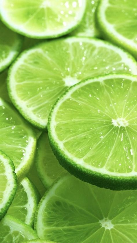 You can practically smell the limes.