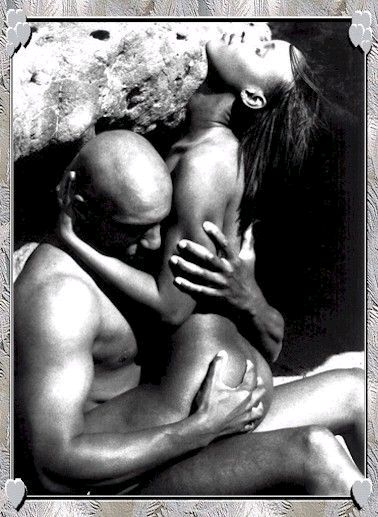 Hot nude black couples