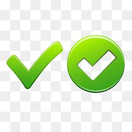 Green Symbol Checkmark Three Dimensional Graphics Png Picture Material Free Png Elements Three Dimensional Graphics Hd Clips Fre Education Clipart Clip Art Png