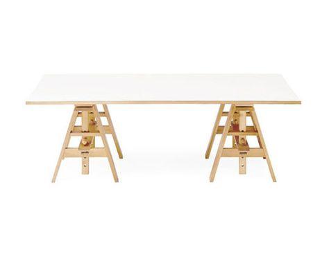 Cavalletti per tavoli | Home office | Leonardo | 2650 ...
