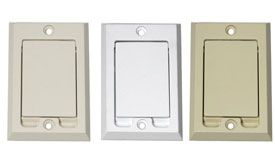 Square Door Inlet Cover 5 99 5 99 For Hayden Central Vacuum Parts In 2020 Inlet Wall Plate Cover Hayden