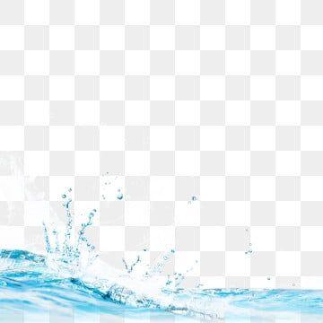 Blue Water Wave Dynamic Blue Water Splash Tiny Blue Water Wave Dynamic Flowing Liquid Water Splash Water Clipart Splashing Water Decorative Pattern Png Trans In 2021 Water Patterns Flower Graphic Design