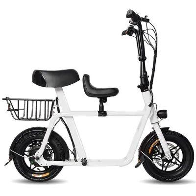 Fiido F1 Outdoor 10 4ah Battery Smart Folding Electric Bike Moped