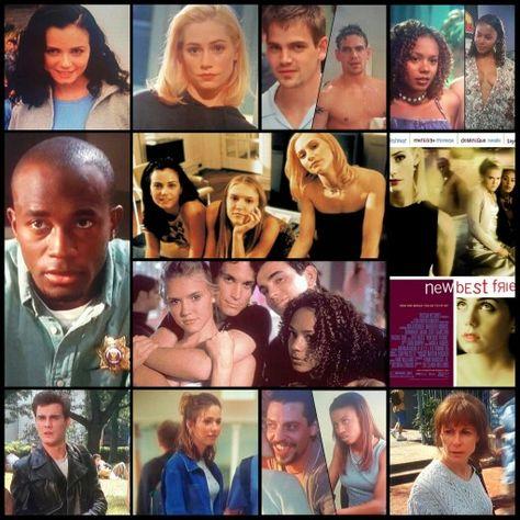 New Best Friend Cast Characters Rachel True Julianne