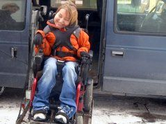 Woman Needs Your Help To Win New Van, go to Keloland.com and vote to help her win a new custom equiped van.  Thanks