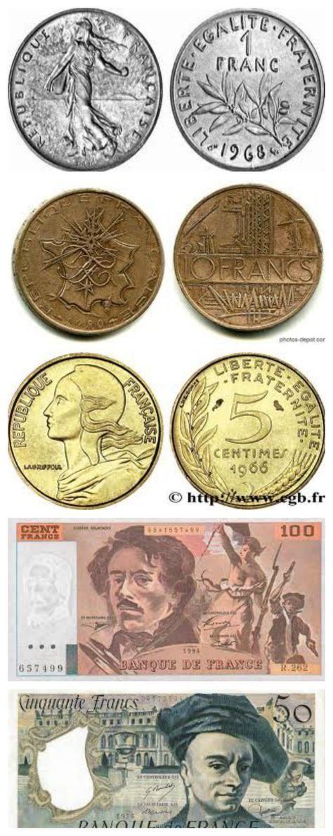 L'époque des francs!